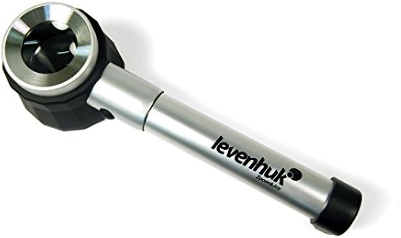 Levenhuk Zeno 700 LED Magnifier, 10x, 30 mm, Metal