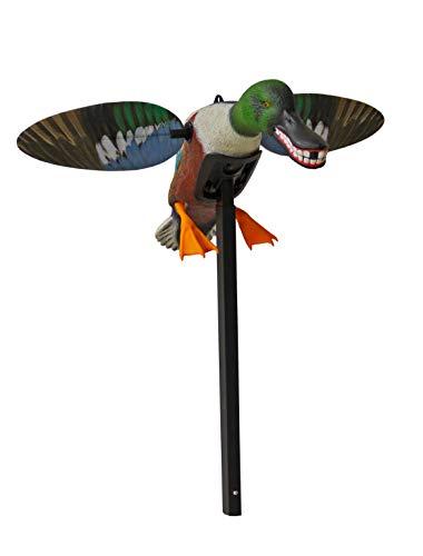 MOJO Outdoors Spoonzilla Shoveler Duck Motion Decoy - Spinning Wing Decoy (New)