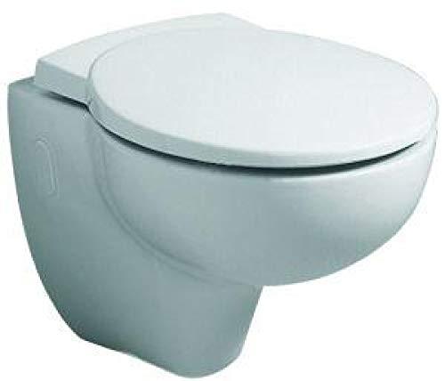Keramag WC-Sitz Joly weiß mit Absenkautomatik