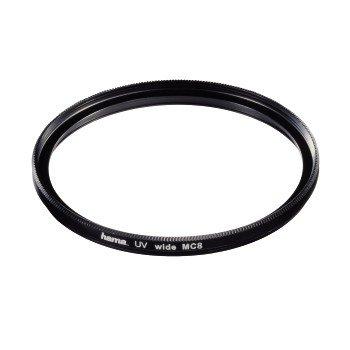 Hama 95386 Ultraviolet (UV) Kamera-Filter, 86 mm, für Kameras (8,6 cm, Ultraviolett (UV) Kamera, 1 Stück (S))