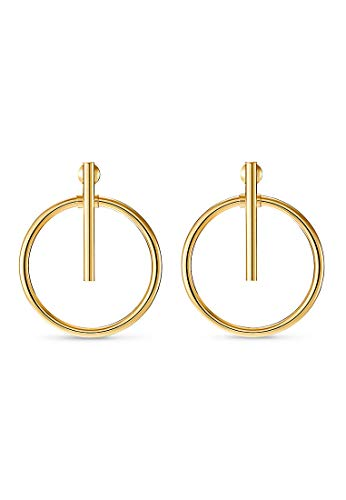 CHRIST Gold Damen-Ohrhänger 375er Gelbgold One Size 87269817