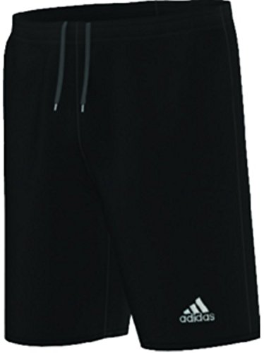 adidas Youth Parma 16 Shorts, Black/White, Small