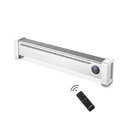Vloerverwarming convectoren radiator verwarming voetlijstverwarming vlamremmende behuizing gemaakt van aluminiumlegering huis verwarming convectoren