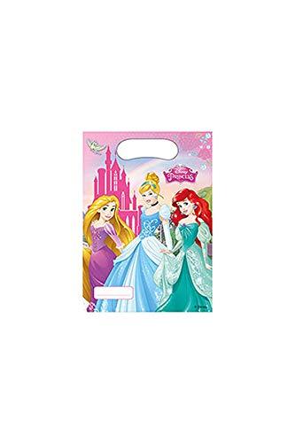 Disney mit Einhorn Prinzessin Party Dekoration Partytüten 6CT