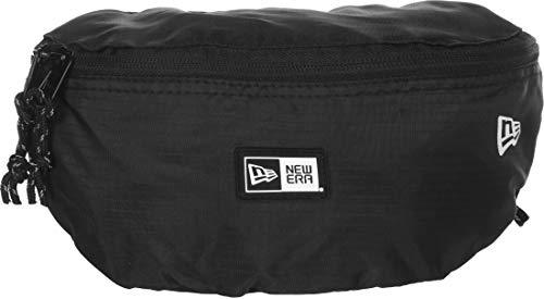 New Era NE Mini Waist Bag Sac Banane Unisexe pour Adulte Noir Taille Unique