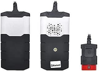 Yourshops DS150 DS150E with Bluetooth Diagnostic OBDII Reader OBD2 Scanner Automotive Engine Fault Code Reader CAN Scan Tool 1Set