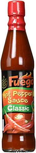 Fuego Hot Pepper Sauce, 12er Pack (12 x 85 ml)