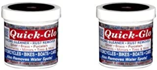 Quick Glo Metal Polish Original & Fine