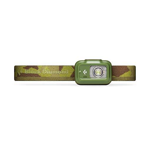 Black Diamond Astro 175, Lampe Frontale Unisex Adulto, Verde (Dark Olive), Taglia Unica