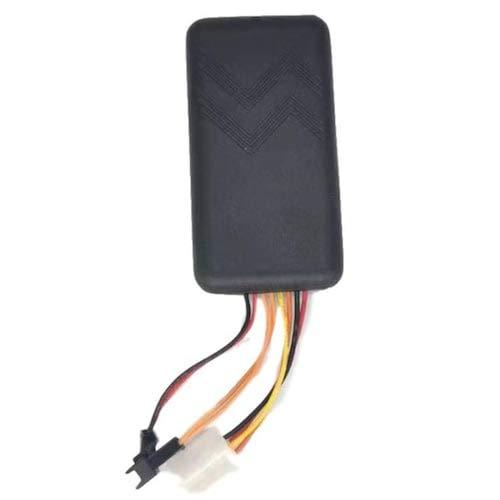 HaiMa GT06 Rastreador coche GPS Tracker SOS botón de voz grabación en tiempo real GPS dispositivo de seguimiento para el coche - negro