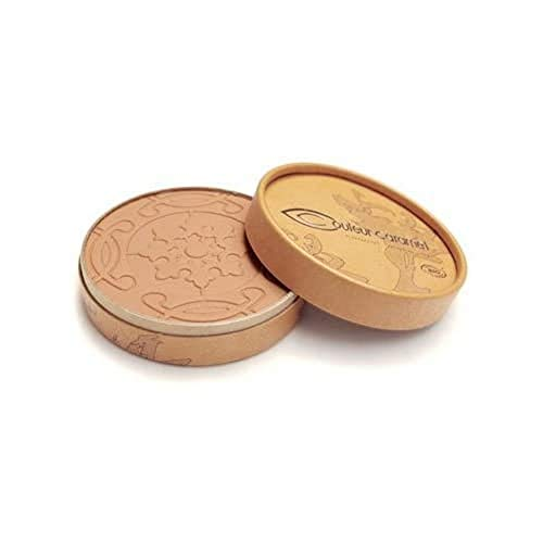 Couleur Caramel Terre Mate Compact Bronzer Pearly Golden Brown - 25 Ml