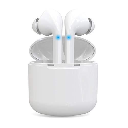 Wireless Earphones Bluetooth 5.0 Headphones, Hi-fi Sound Wireless Earphones...