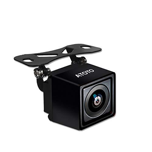 ATOTO AC-HD03(A) 720P Rückfahrkamera (180 ° Weitwinkel, spezifiziert für die virtuelle Surround-View-Parkfunktion bei ausgewählten ATOTO S8-Modellen), Nicht kompatibel mit A6 Series und SA102