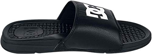 DC Shoes Bolsa, Zapatos de Playa y Piscina Hombre, Negro (Negro/(001 Black) 001), 44.5 EU