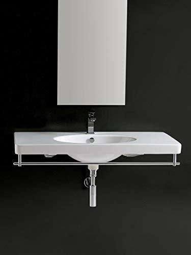 Leonardo Bagno Waschbecken Integralbad Comfort cm 100 cm
