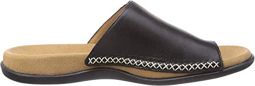 Gabor Gabor Shoes Damen Jollys-03.700 Pantoletten, Schwarz, 45 EU