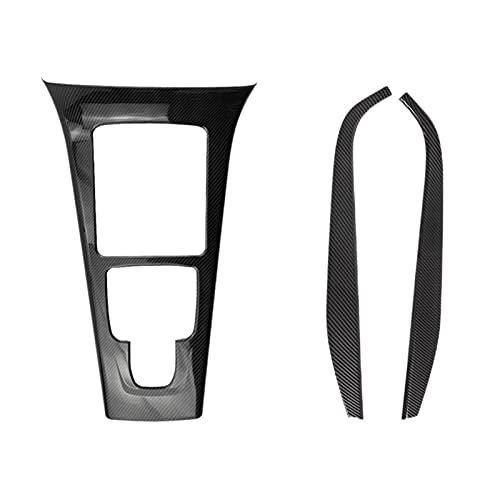 FangFang Coche de protección de la Consola de la Consola de la Consola de la Cubierta de la Cubierta del Panel Ajuste para Mercedes W177 CLA C118 2019 2020