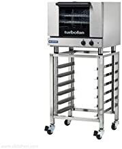 Moffat E22M3/SK23 Turbofan Electric Countertop Convection Oven, (3) 1/2 Size Sheet Pan Capacity with SK23