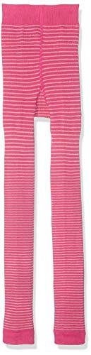 FALKE Kinder Leggings Glitter Stripe, Rosa (Gloss 8550), Größe: 122-128