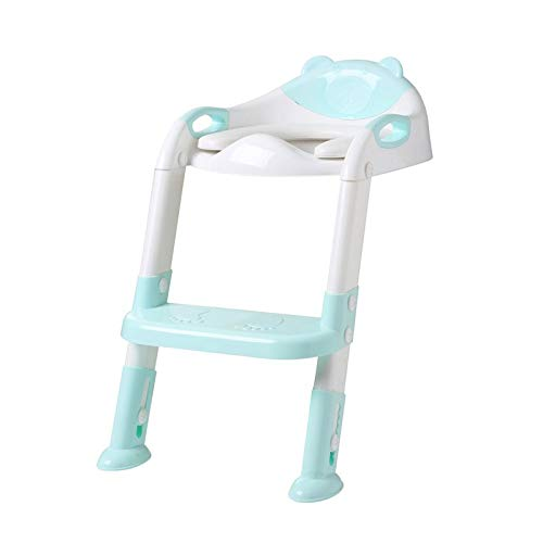 Disney Pooh Soft Toilet Topper with Handles Baby Potty Training Seat  Blue Pink
