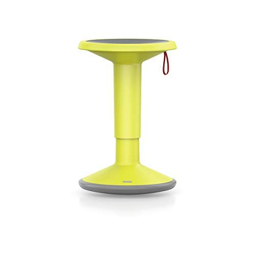 Up Stool Adjustable Multi-Use Ergonomic Stool, Fresh Yellow (UP-YE)
