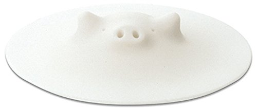 Marna White Piggy Steamer 5-5⁄16'