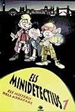 Els minidetectius 1, Els misteris dels Abrafaxe