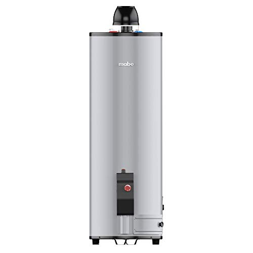 mabe Calentador automático de Depósito Gas LP 1 Servicio 38 L (10 Galones) CDM40SLP
