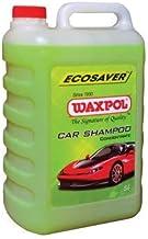 Waxpol Ecosaver Car Shampoo Concentrate 5 Ltr, AES 025