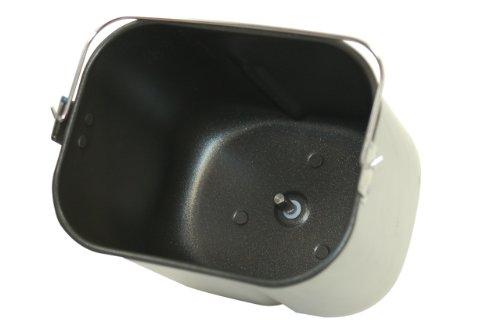 Morphy Richards Brotbackmaschine 48280001 Brot Pan