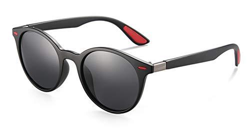 Preisvergleich Produktbild Venice FERWAY ROUND Sonnenbrille,  Unisex polarisiert mit UV400-Schutz für Golf,  Angeln