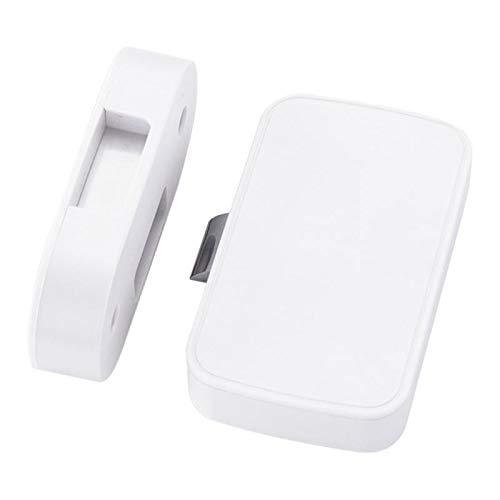 #N/a 2x Cerraduras Inteligentes para Muebles Sin Llave Bluetooth con Cerradura de Gabinete