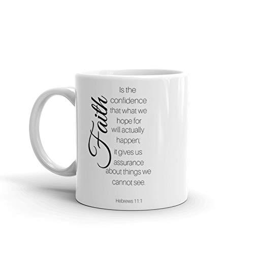 Thomas655 Hebräer 111 Kaffeebecher Glaubensbecher Glaube Teetasse Christlicher Kaffeebecher Glaube Kaffeebecher Schriftbecher Bibel Kaffeebecher Glaube Geschenkidee