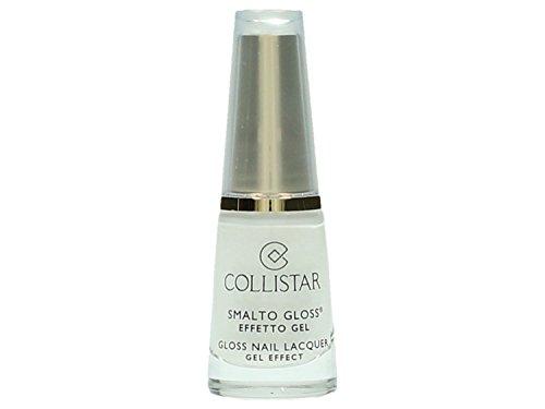 Collistar Smalto Gloss Effetto Gel (Tonalità 501, White French)
