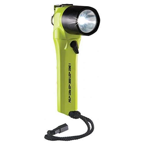 Peli 3610Z0 Little Ed - Linterna (Linterna de mano, Amarillo, IPX8, 1 lámpara(s), LED, 126 lm)