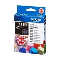 (業務用セット) ブラザー インクカートリッジ ブラック 1個 型番:LC111BK 【×3セット】 AV デジモノ パソコン 周辺機器 インク インクカートリッジ トナー インク カートリッジ ブラザー(BROTHER)用 top1-ds-1643325-ah [簡素パッケージ品]
