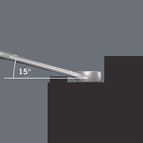 Wera 05020231001 6003 Joker 11 Set 1 Combination Wrench Set, 11 Pieces
