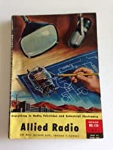 Allied Radio Catalog No. 126, 1951: Everything in Radio, Television and Industrial Electronics