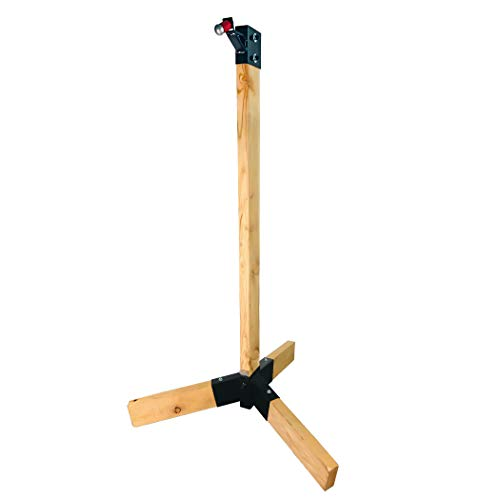 Highwild Target Stand 2x4 Base with Steel Target Hanger