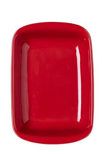 Pyrex Supreme Fuente para horno Cerámica, rojo