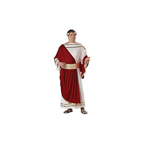 California Costumes 01637 - Costume da Cesare Romano Imperatore Per Uomini 4XL - 5XL EU