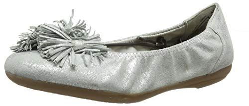 Marc Shoes Damen Janine Geschlossene Ballerinas, Weiß (Caruso White 00743), 37 EU