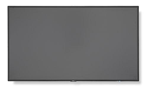 NEC MultiSync v484Digital Signage Flat Panel 48LED Full HD schwarzNachrichten Displays 1219cm 48 LED 1920x 1080Pixel 500cdm Full HD 8ms