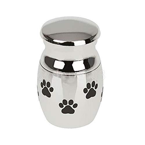 EMGOD A Loyal Pet Casket for The Rest of Your Best Friends for Small Or Large Pets - 2.5x1.6Cm