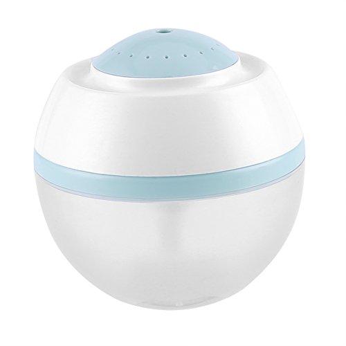 Naroote Humidificador de Alta frecuencia LED Purificador de difusor de Aceite de Aire Fresco Sala de Oficina en el hogar 500ML(Rosado)