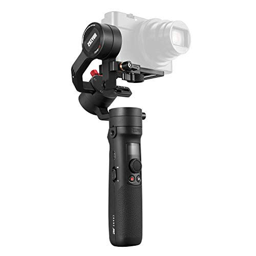 Zhiyun Crane M2 3 Axis Handheld Gimbal Stabilizer for Sony Canon Panasonic Mirrorless Cameras iPhone Sumsung Huawei Smart Phone and Gopro 6 7