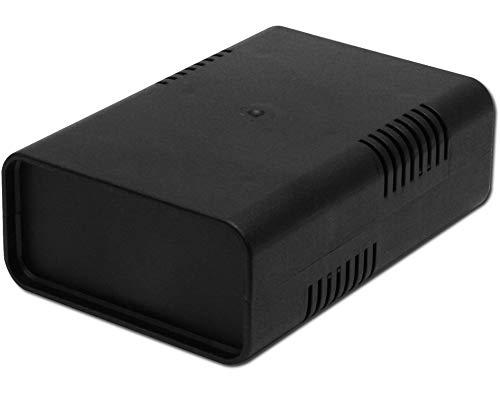 Donau Elektronik - KGB15 Euro Box klein, Schwarz , 95x135x45