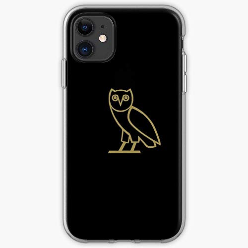 TIINTEXBA Compatible with iPhone 12/12 PRO Max 12 Mini 11 PRO Max SE X XS Max XR 8 7 6 6s Plus Case Owl Ovo Drake Trending Logo Phone Cases Cover