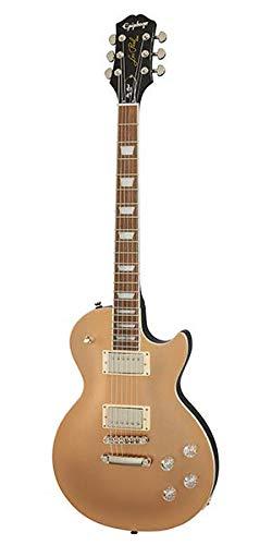 Epiphone Les Paul Muse - Guitarra eléctrica (metal), color almendra ahumada