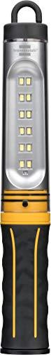 Brennenstuhl 1175580 Lampe Portable LED, Jaune